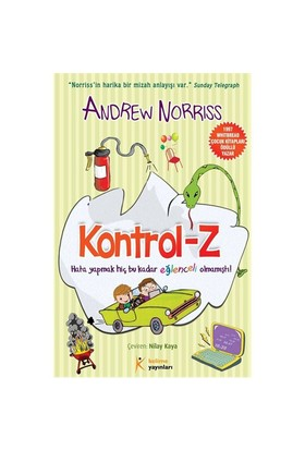Kontrol Z-Andrew Norriss