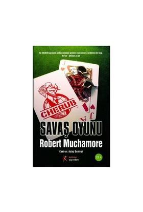 Cherub 10: Savaş Oyunu-Robert Muchamore