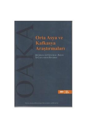 Orta Asya Ve Kafkasya Araştırmaları Sayı:12