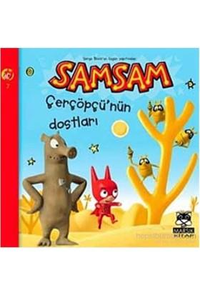 Samsam 7 - Çerçöpçünün Dostları - Serge Bloch
