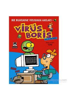 Virüs Boris - Bir Bilgisayar Virüsünün Anilari-Jorh