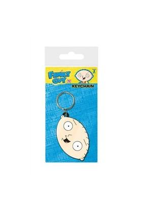 Pyramid International Anahtarlık Family Guy Stewie Face