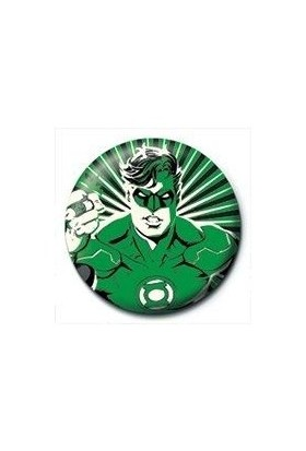Pyramid International Rozet Dc Comics Green Lantern Rays