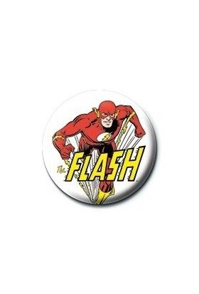 Pyramid International Rozet Dc Comics The Flash - Character