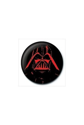 Pyramid International Rozet Star Wars Vader Sketch