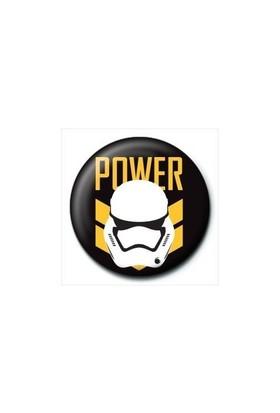 Pyramid International Rozet Star Wars Episode 7 Power