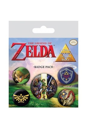 Pyramid International Rozet Seti The Legend Of Zelda