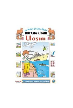 Yumurcak Yayınları çocuklar Için Boyama Kitapları Hepsiburadacom