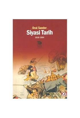 Siyasi Tarih 1918-1994 - Oral Sander