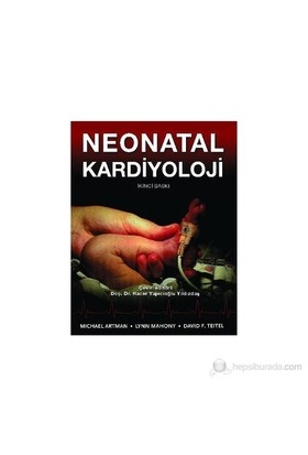 Neonatal Kardiyoloji-David F. Teitel