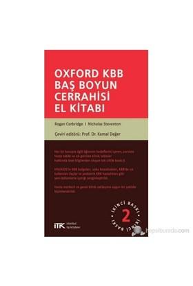 Oxford Kbb Baş Boyun Cerrahisi El Kitabı-Rogan Corbridge