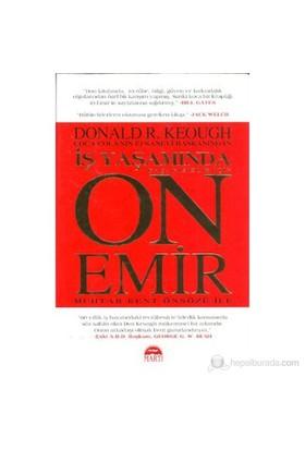İş Yaşamında Başarısızlık İçin On Emir (The Ten Commandments For Business Failure)-Donald R. Keough