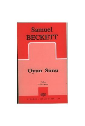 Oyun Sonu-Samuel Beckett