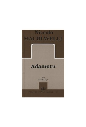 Adamotu - Niccolo Machiavelli