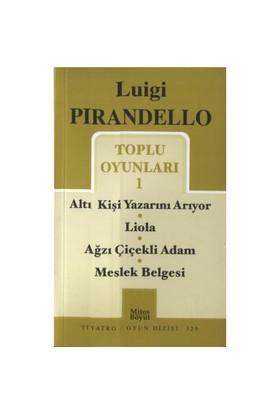 Luigi Pirandello - Toplu Oyunları 1