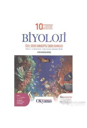 Okyanus 10. Sınıf Biyoloji Özel Ders Konseptli Soru Bankası