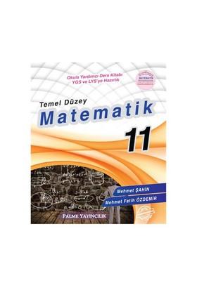 Palme 11. Sınıf Matematik Temel Düzey Konu Anlatımlı