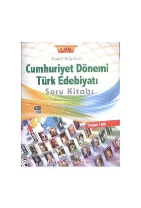 Palme LYS Cumhuriyet Dönemi Türk Edebiyatı Soru Kitabı - Taylan Tatlı
