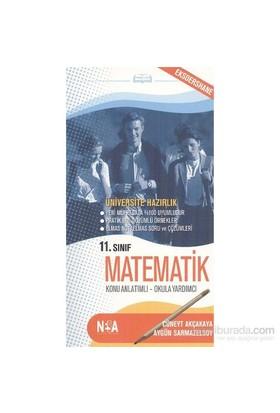 Nesa 11. Sınıf Matematik (cep boy)