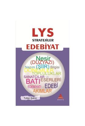 Delta LYS Edebiyat Strateji Kartları - Tufan Şahin