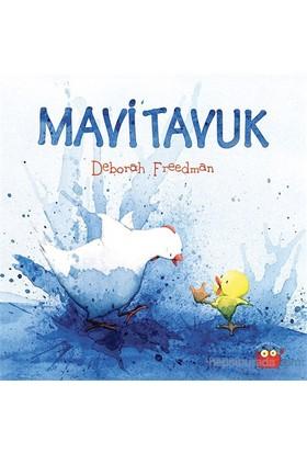 Mavi Tavuk - Deborah Freedman