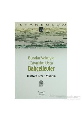 Buralar Vaktiyle Çayırlıktı Usta Bahçelievler-Mustafa Necati Yıldırım