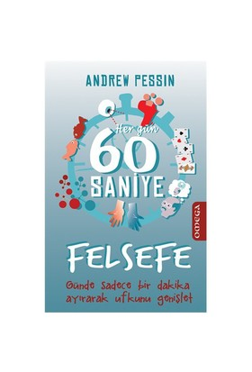 Her Gün 60 Saniye Felsefe - Andrew Pessin