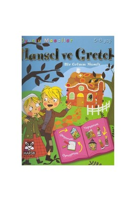 Hansel Ve Gretel-Marie Emmanuelle Lips