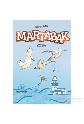 Martabak-Derya Edis