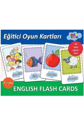 Eğitici Oyun Kartları - English Flash Cards 2+ Yaş