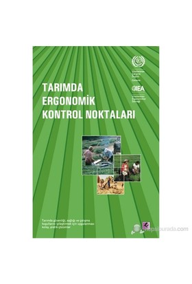 Tarımda Ergonomik Kontrol Noktaları-Sibel Coşar