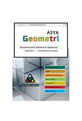 Asya Geometri-Ali Selim Yaman