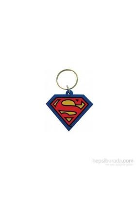 Superman Shield Anahtarlık