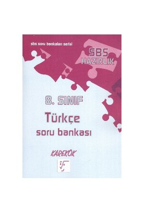 Karekök 8. Sınıf Türkçe Soru Bankası
