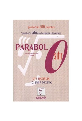 Karekök LYS Parabol Sıfır 10. Sınıf - Hüseyin Buğdayoğlu