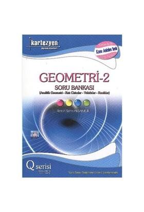 Kartezyen Geometri-2 Soru Bankası [Analitik Geometri-Katı Ci - Remzi Şahin Aksankur
