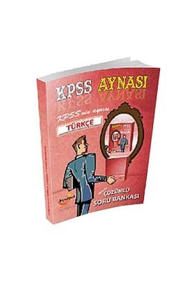 Kısayol Kpss 2016 Aynası Türkçe Çözümlü Soru Bankası