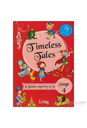 Stage 4: Timeless Tales 8 Kitap Set-Kolektif