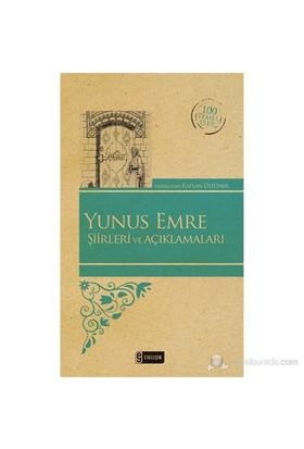 Yunus Emre Şiirleri Ve Açıklamaları (Kenar Boyalı)-Yunus Emre