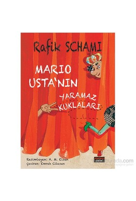 Mario Usta'Nın Yaramaz Kuklaları-Rafik Schami