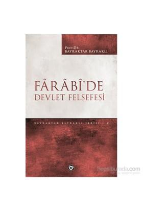 Farabi'De Devlet Felsefesi-Bayraktar Bayraklı
