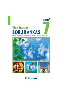 Tudem Yayınları 7. Sınıf Tüm Dersler Soru Bankası-Kolektif