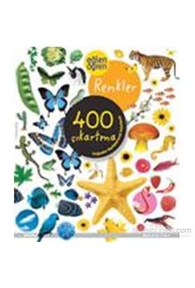 Eğlen Öğren Renkler 400 Çıkartma-Kolektif