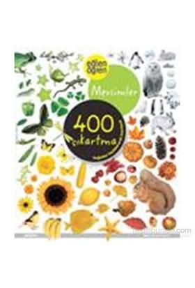 Eğlen Öğren Mevsimler 400 çıkartma