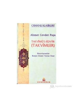Takvimü'L-Edvar (Takvimler)-Ahmet Cevdet Paşa