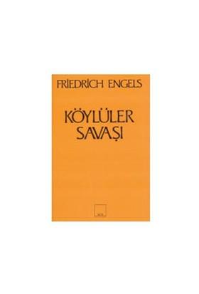 Köylüler Savaşı-Friedrich Engels