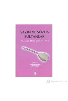 Sazın Ve Sözün Sultanları 8-Kolektif