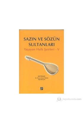 Sazın Ve Sözün Sultanları 5-Kolektif