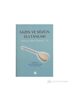 Sazın Ve Sözün Sultanları 9-Fatma Ahsen Turan