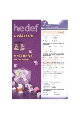 Hedef 7. Sınıf Matematik Yaprak Test